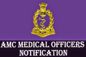 Army Medical Corps SSC Officers Notification