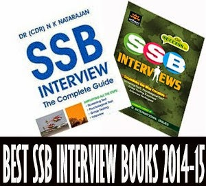 Best SSB Interview Books 2014 - 15