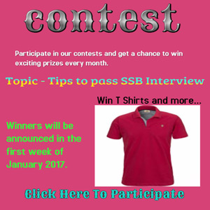 Contest topic for SSB interview