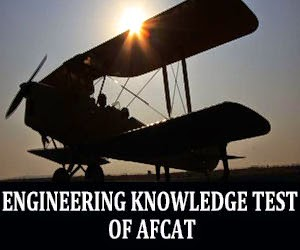 Engineering Knowledge Test of AFCAT exam