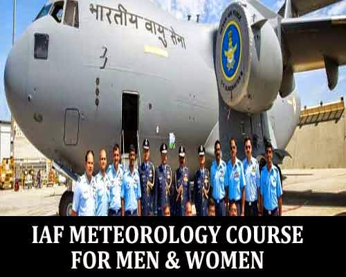 IAF Meteorology course notification