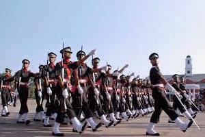 IMA Dehradun passing out parade