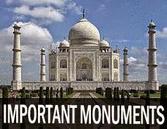 Important Monuments in world