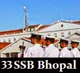 Navy 33 services selection board Bhopal