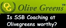 Olivegreens SSB coaching academy Chandigarh review