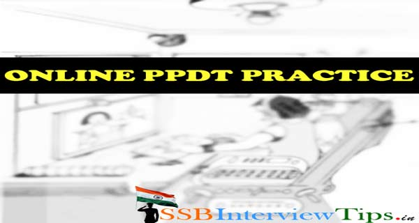 PPDT picture for online practice