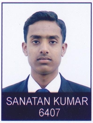 Rank #18 sanatan Kumar