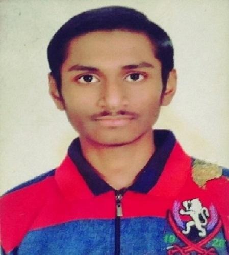 Rank #6 Yash Kumar
