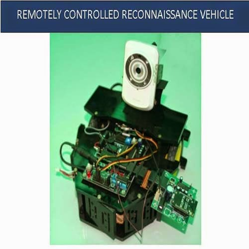 Remote operated reconnaissance vehicle