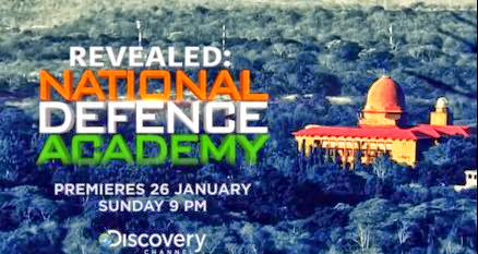 Revealed National Defence Academy program on Discovery Channel