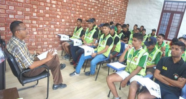 SSB GTO classes at Doon Academy