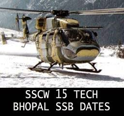 SSCW Tech 15 SSB dates