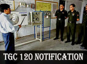 TGC 120 Course Notification and eligibility