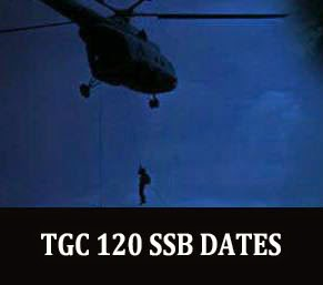 TGC 120 SSB Dates