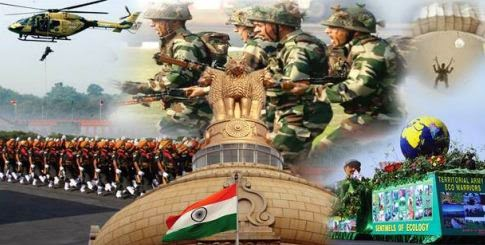Territorial Army notification 2015-16