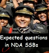 Top 5 expected personal interview questions for NDA SSB