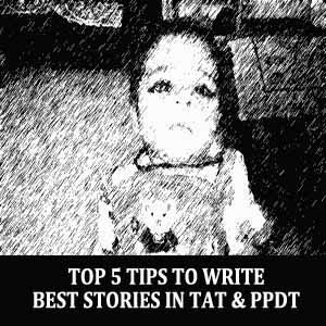 Top 5 tips to write TAT stories