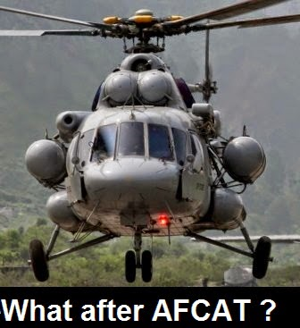 What to do after AFCAT exam