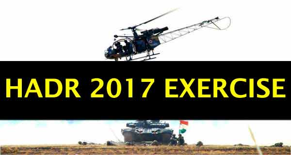 7 Points to Know About India-Thailand Joint HADR Exercise 2017