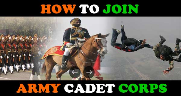 How to join Indian ACC Army Cadet College