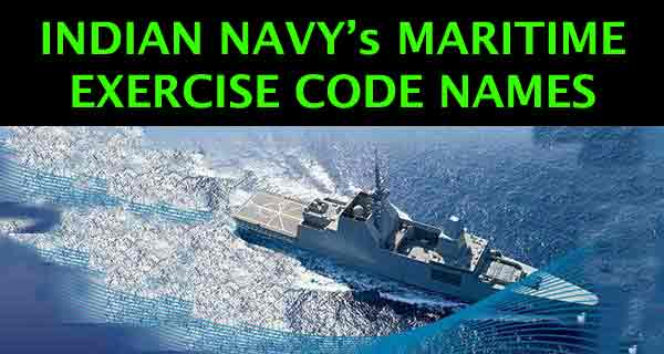 Indian Navy's Joint Exercises with Other Countries
