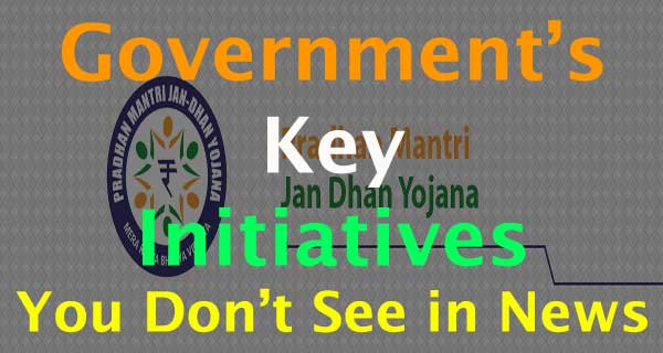 Key Initiatives of Indian Government That Every Indian Must Know